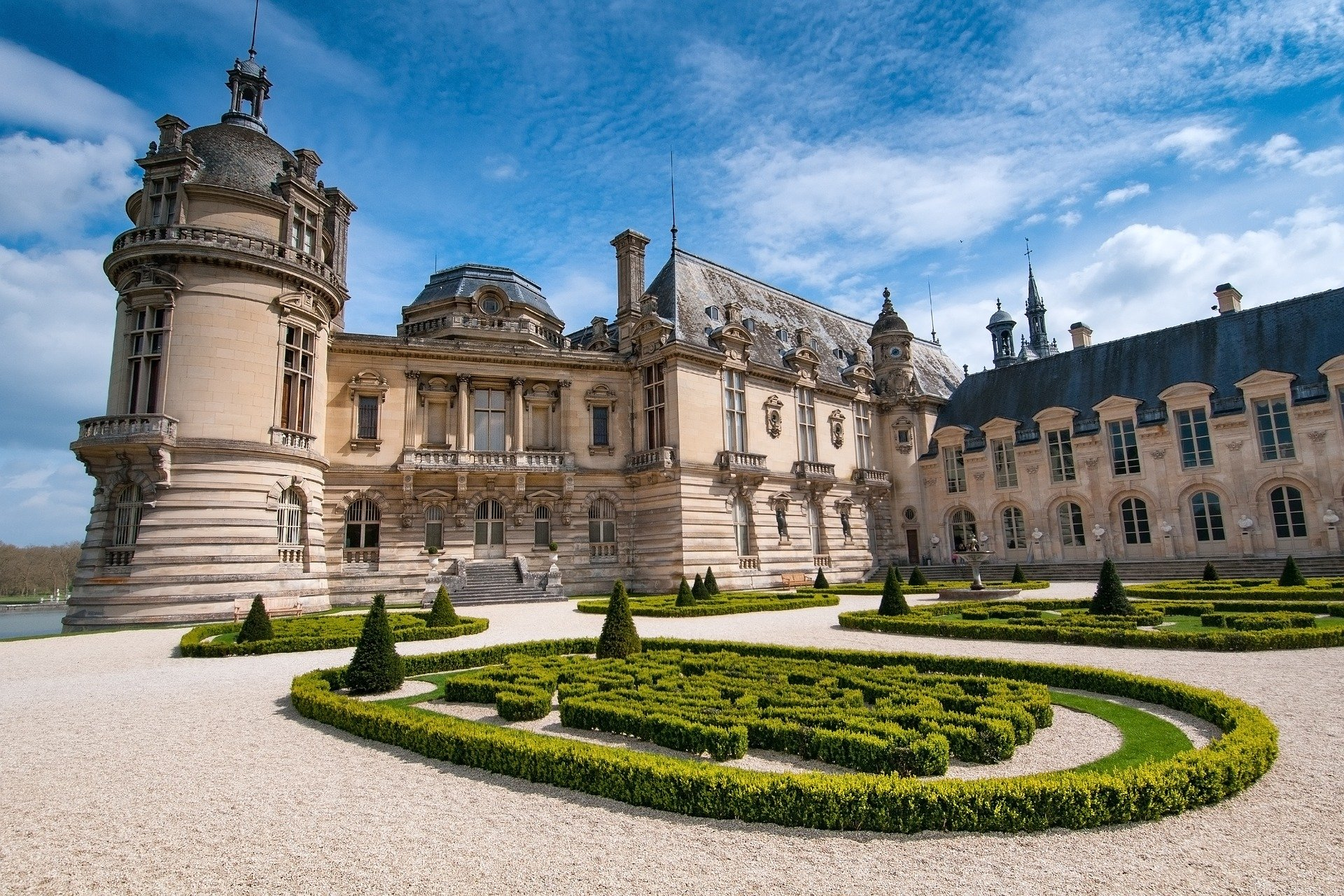 Chateau de Chantilly, Hauts-de-France