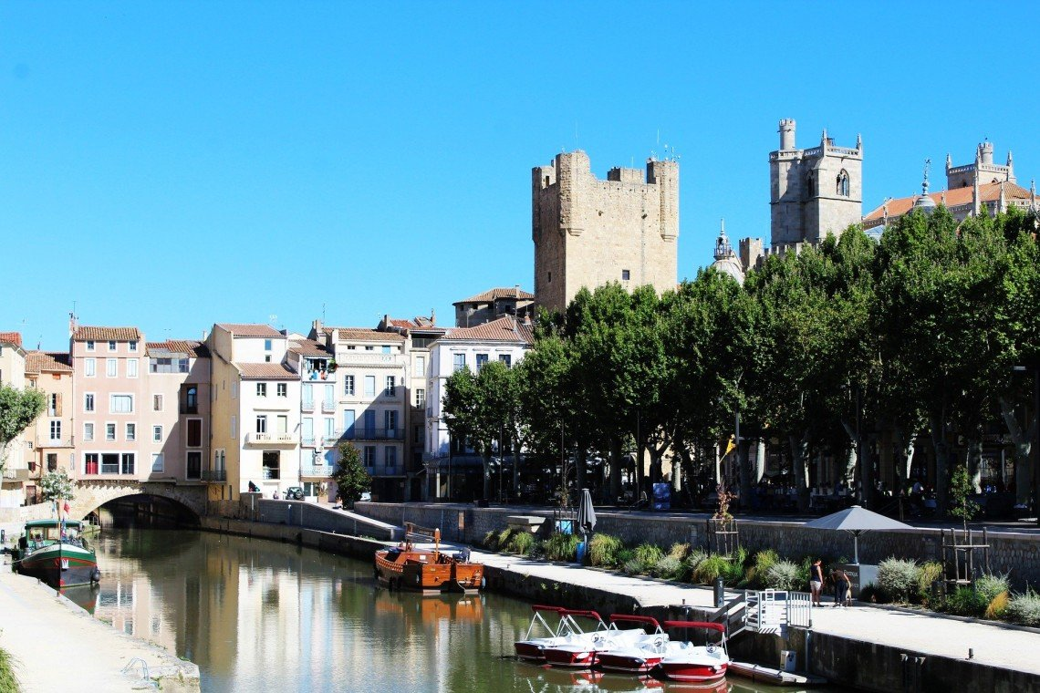 Narbonne, Occitanie, France